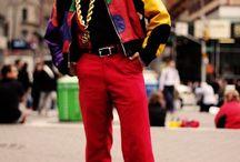 90s Men's fashion