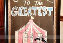 Baby Shower Ideas ~ Circus