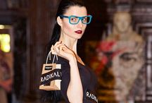 London fashion Week #lfw / Radikalvip arrives in London with the new sunglasses collection signed and under the guidance of Creative Director Lara Oliveras, on the occasion of an international event of great prestige, the Royal Fashion Day . #LFW