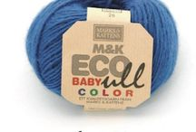Eco-yarns / We stock a range of eco-yarns, including yarns that are  - certified organic, - single origin, local and sustainable, and/or - Oeko-Tex certified.