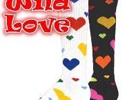 wild ....socks.. / by Sandee Dusbiber