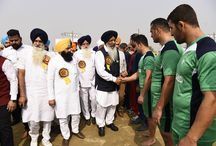 Kabaddi action from Attari