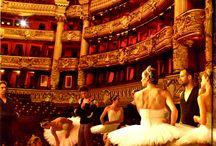 Coulisses de l'Opéra de Paris - Vanity Fair / Dans les coulisses de l'Opéra de Paris  Numéro 34 (avril 2016) de Vanity Fair