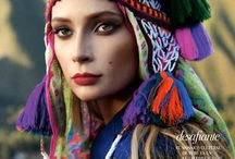 PROYECTO TEXTILES ARTESANALES / textiles mexicanos, arte popular, neoartesania,diseño artesanal,moda, boho, vestidos, texturas, etnico, cultura, moda mexicana ancestral / by Are H.A