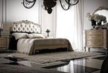 Ambiente notte / Arredamento e mobili di lusso in stile fiorentino