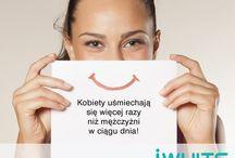 Proste zasady uśmiechniętych ludzi. / Bo o uśmiechu warto wiedzieć więcej!