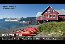 Essential Alaska Cruisetour / by Cruise Experts Travel