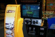 borne / arcade