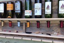 Wine, wine, wine.....
