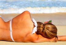 Santé en été / Insolation, coup de chaleur, coup de soleil, canicule, allergie, piqûre de moustique..., la santé ne prend pas de vacances en été alors se détendre OUI, mais en restant vigilant !