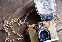 Camera's / by Katherine Archer