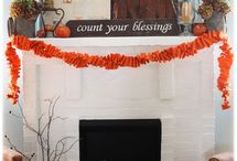 Decor: MANTEL Decorating / From quirky cool to flat out amazing, inspiring mantel decorating at your service!