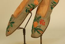 Historical Shoes