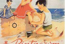 Cartells antics de publicitat / by Mar Vilaró