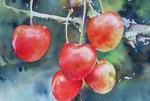 ART: watercolor / joel-simon