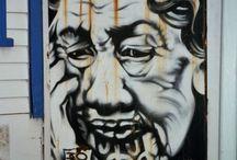 NZ Street Art +