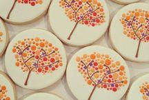 Cookies de Naturaleza y animales