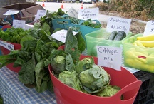 Farmers Market / Wilson's downtown farmers market is open every Wednesday during the summer near the intersection of Green and Pine St. Locally grown veggies!