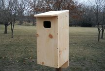 Wood Duck Houses / wood duck houses