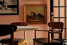 Gentleman's Suite / Interior living