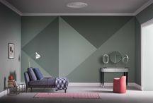 Стены покраска