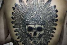 *SKULLS TATTOO* / Skulls tattoo