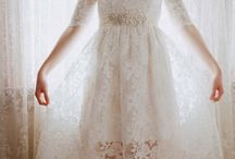 Wedding Dresses & Accessories / Great for inspiration.