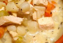 Glorious Soups / by Karen Cahill