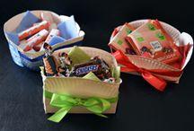 weihnachtsplätzchen verpacken