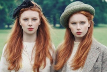 Red heads are awesome  / by Tammie Renee