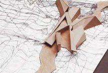 ARCHITECTURE - Maquette / Les maquettes d'architecture