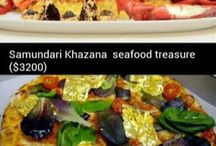 MOST EXPENSIVE FOOD AND DRINKS
