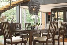 Dining Rooms / At Miller Brothers Furniture we have dining room furniture to fit any home, whether it's a simple dining room or an elaborate formal dining room.