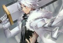 D. Gray Man