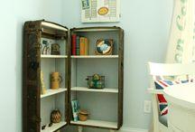 Oppsirkuler møbler / Alle våre DIY steg-for-steg-guider til gjenbruk og oppsirkulering av møbler - fra nettstedet Oppsirkuler.no!