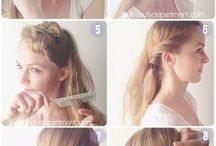 tutorial rambut cantik