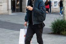 street fashion men