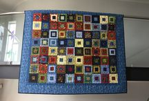 my larger quilting projects