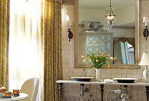 Interior Design - Bathrooms