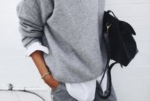 Gris sweater