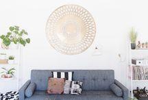 Sofa & Pillow