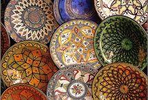 ペルシャ他イスラム、砂の国の芸術