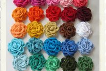 MNH Knit & Crochet Flowers
