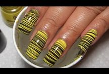 fingernail turtorial videos  / by Mary Gail