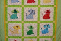 Quilt bebés / by Mirna Infante Cespedes