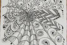 zentangles / by Tamara Watkins