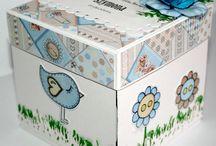Moje pudełka