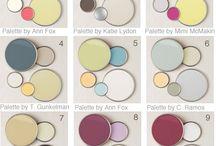 Colors! / by Aubrey Ramsey