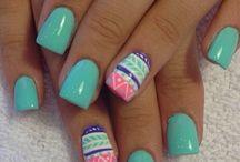 fake nail ideas / by Sara Edens