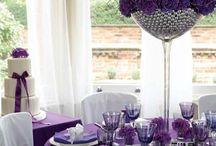 Pretty In Purple / by Janie Wilson